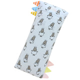 Bed-Time Buddy™ Small Sheepz Blue with Color & Stripe tag - Small