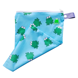 Lucky Bag - Wet Bag Lucky Frok Blue - M