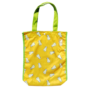 Lucky Bag - Tote Bag Lucky Sheepz Yellow