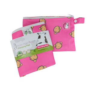 Changing Pad Travel Size Lucky Mooky