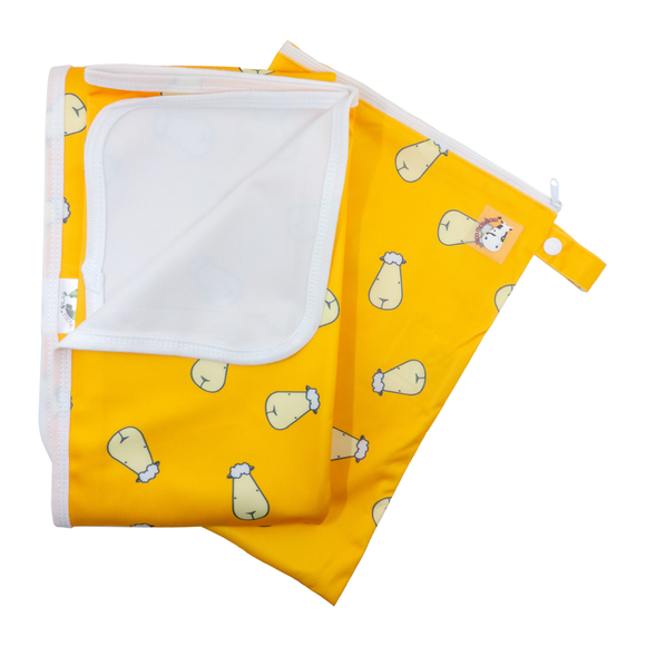 Changing Pad Large Lucky Sheepz