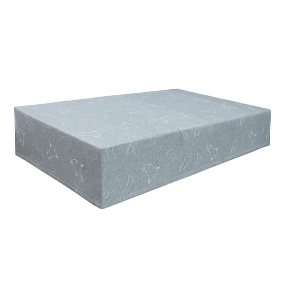Mattress Sheet Big Moon & Sheepz Grey - Single Bed