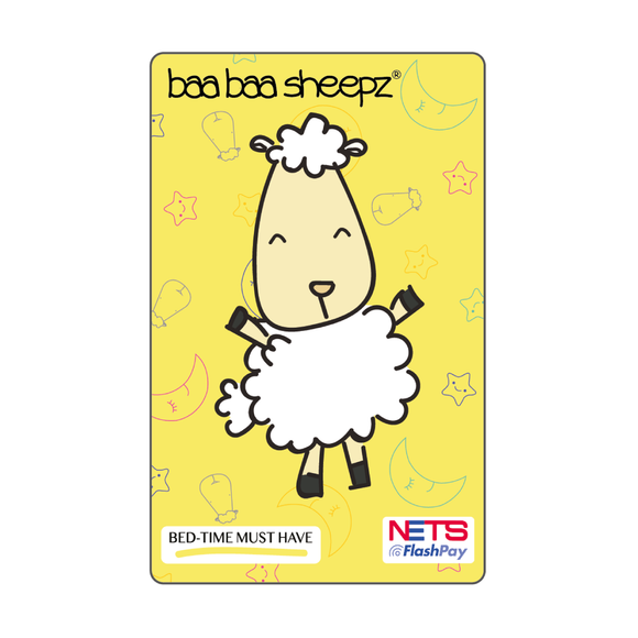 NETS Flashpay Card - Baa Baa Sheepz®
