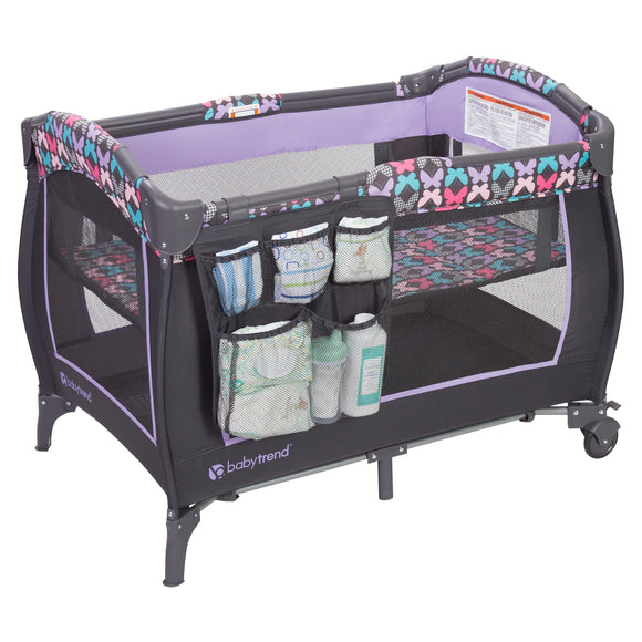 BabyTrend Trend-E Nursery Center  (Playpen)  - Sophia