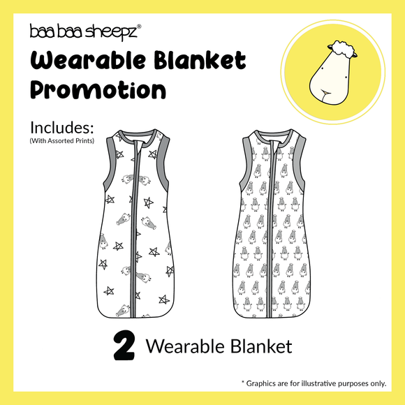 Wearable Blanket Promotion