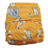 Cloth Diaper One Size Aplix - Lucky Sheepz