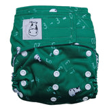 Cloth Diaper One Size Aplix - Maths