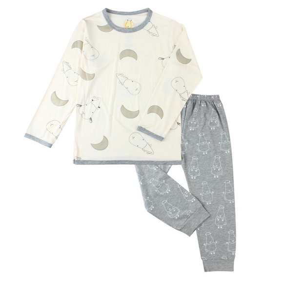 bamboo pyjamas set