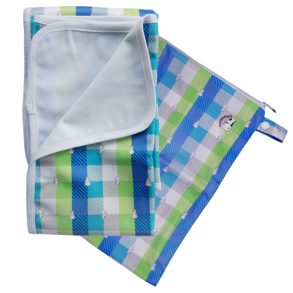 Changing Pad Large Checkers