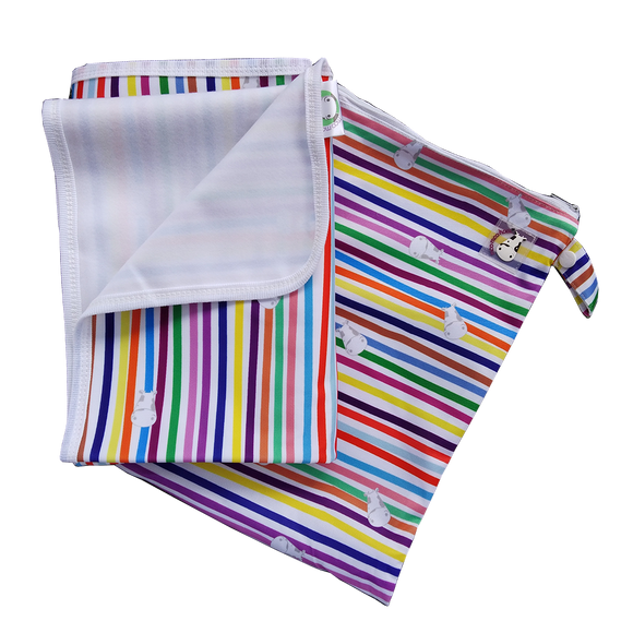 Changing Pad Large Rainbow