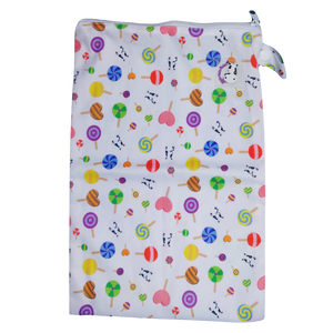 Wet Bag Medium - Lollipop