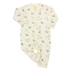 Romper Yellow Small Moon & Sheepz