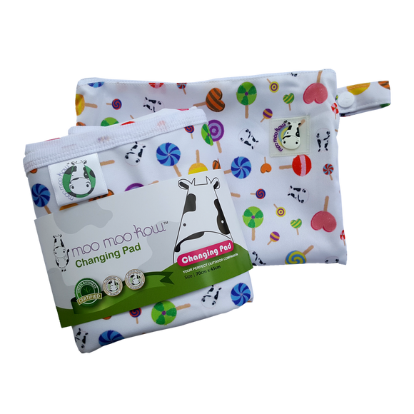 Changing Pad Travel Size Lollipop