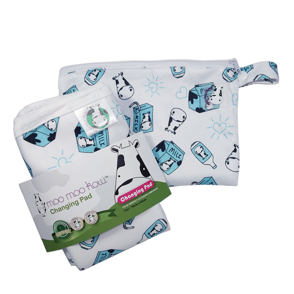 Changing Pad Travel Size Milk Milk