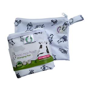 Changing Pad Travel Size Moo Family