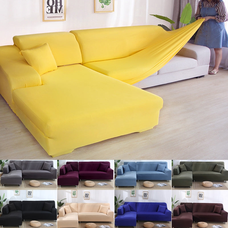 Stretch Elastic Spandex Sofa Slipcovers for living room