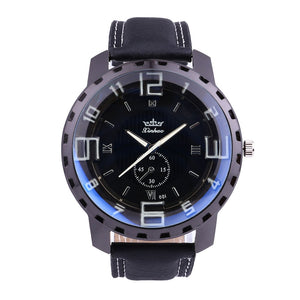 Unisex Sport Chronograph Quartz  Watch