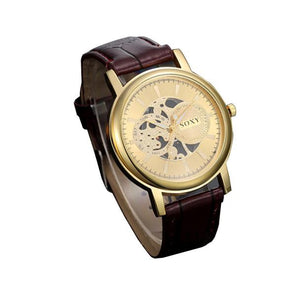 Sports Hollow Strap Watches