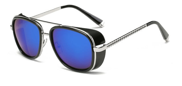 Men UV 400 Goggle Sunglasses