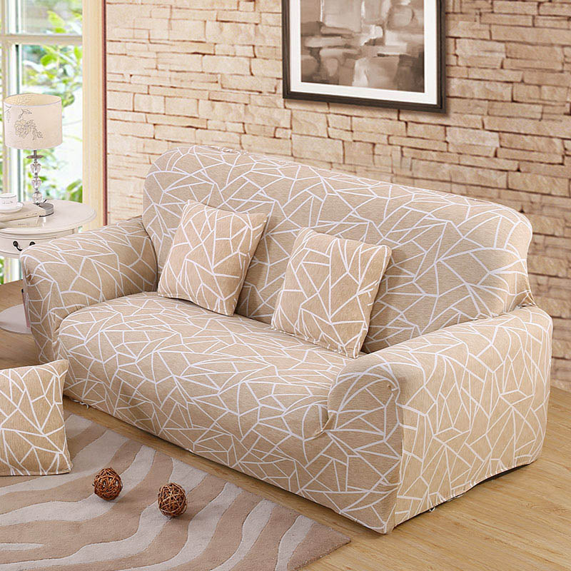 Sofa Cover Stretch for Armchair Couch and Furniture in living room
