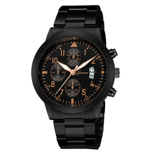 Men Sport Quartz Waterproof Watch
