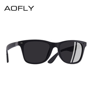 Unisex Ultralight TAC Polarized UV 400 Square Style Sunglasses