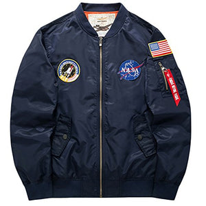 Yeezy Coat NASA Space Flight Bomber Jacket