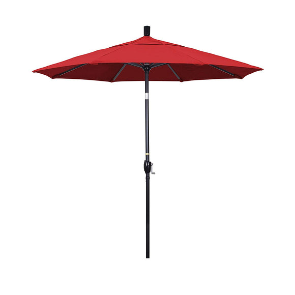 California Umbrella 7.5' Round Aluminum Market Umbrella