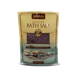 Luxury Bath Salt 300 - Lavender Scented