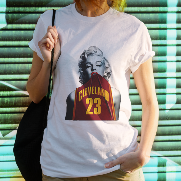 Cleveland King James T Shirt / Free Shipping