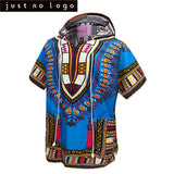 Tribal Culture Shirt with Hood Traditional Patterns / FREE SHIPPING