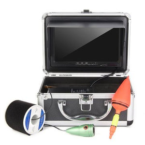 Ice Fishing Camera with 7'' LCD Screen Under Water HD Camera & Monitor Waterproof