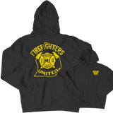 Michigan Firefighters United / Limited Edition / Free Shipping