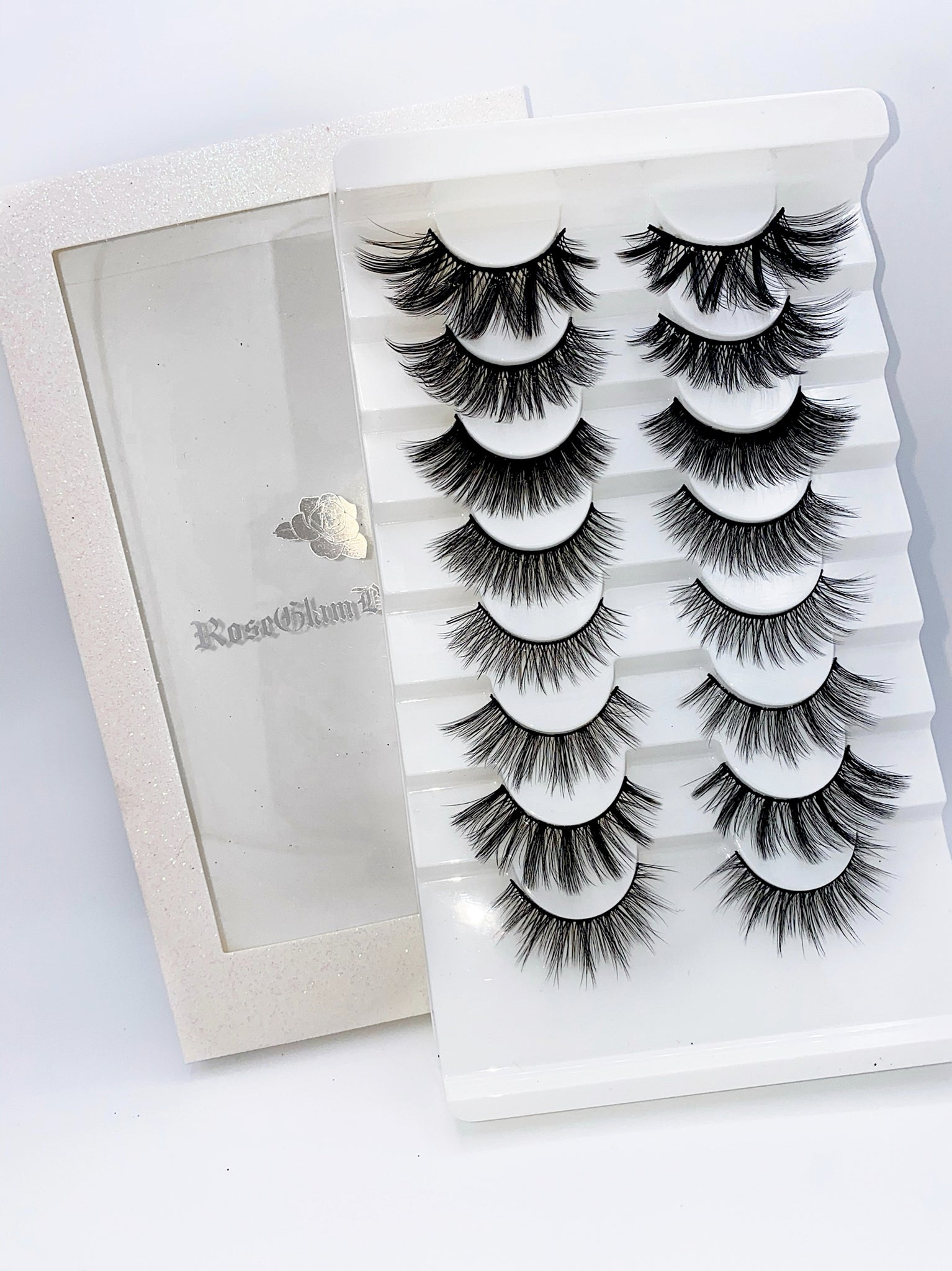 Angel Lash Set