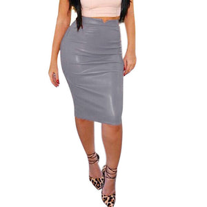 Chic Slim Bodycon Pencil Party Skirts