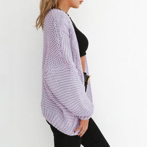 Knitted Autumn Winter Sweater