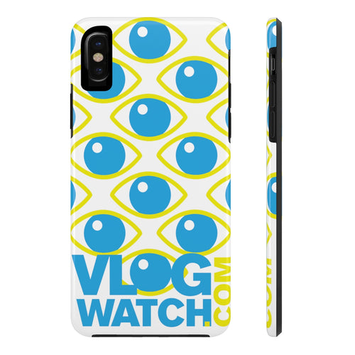 VlogWatch Case Mate Tough Phone Cases