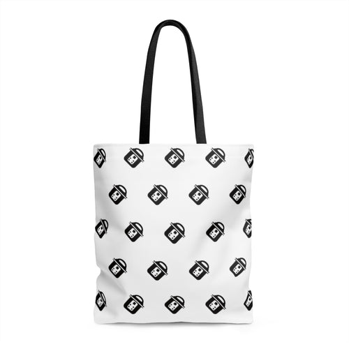 All Over Print Instant Pot Pattern Tote Bag