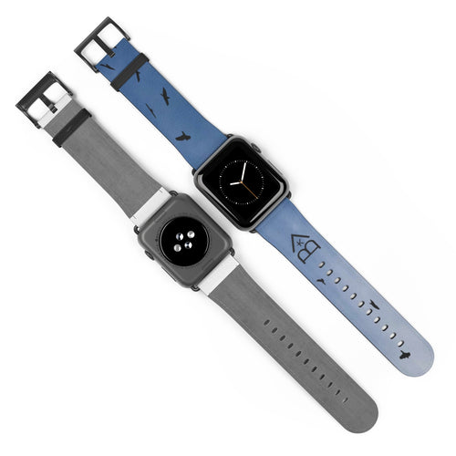 Be Greater Spirit Hawks Apple Watch Band