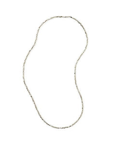 Silver Plated Beads Necklace S