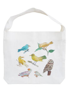 "Isabelle Boinot Bag ""Birds"""