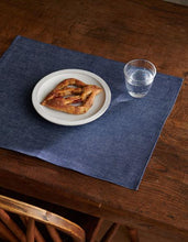 Linen Placemat Denim Blue