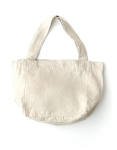 June Tote Bag Denim White