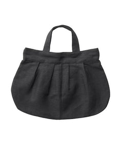 Anne Round Bag Graphite