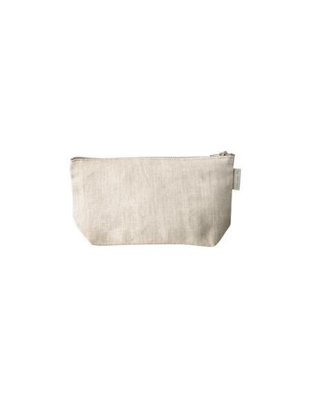 Romy Pouch M Denim White