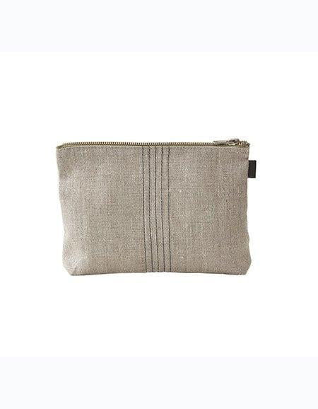 Tina Pouch Natural & Black