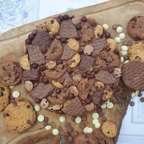 Milk Chocco-Cookie