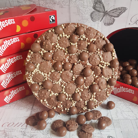 Giant Malteser Button