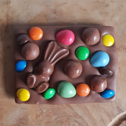 Milk Easter Bar