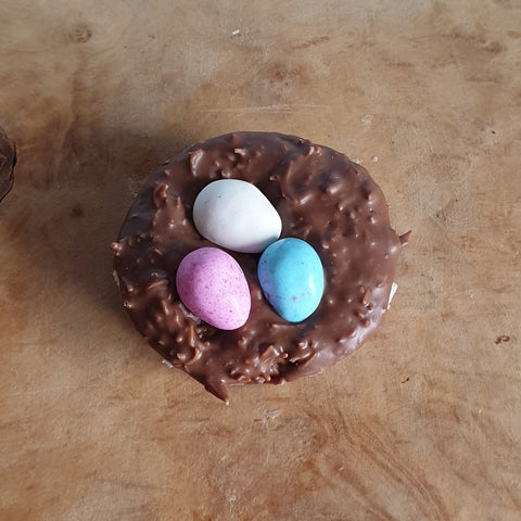 Easter Nest Milk Chocolate